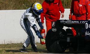 Нико Росберг, Williams F1
