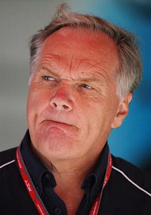 Патрик Хэд, Williams F1