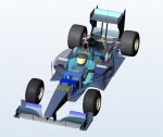 Схема болида US F1